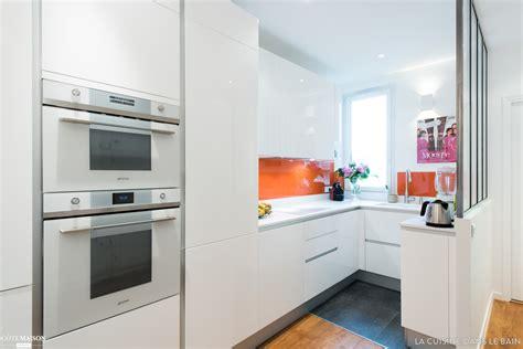 cuisine petit espace design une cuisine ouverte design et sur mesure sk concept la