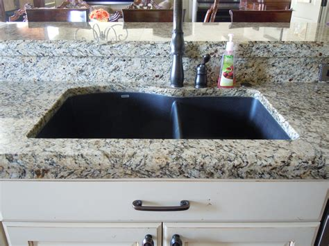 Kitchen & Dining Interesting Granite Composite Sink For