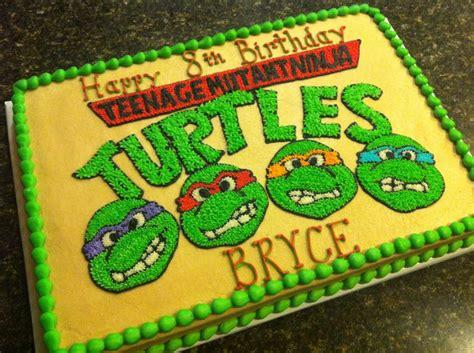 Ninja Turtle Decorations For Cakes by Pasteles De Panquecitos De Las Tortugas Ninja Panques