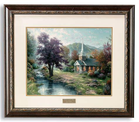 Home Interiors Kinkade Prints by Kinkade Gallery