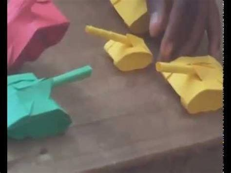 comment fabriquer un canap comment faire un char de combat tank en papier
