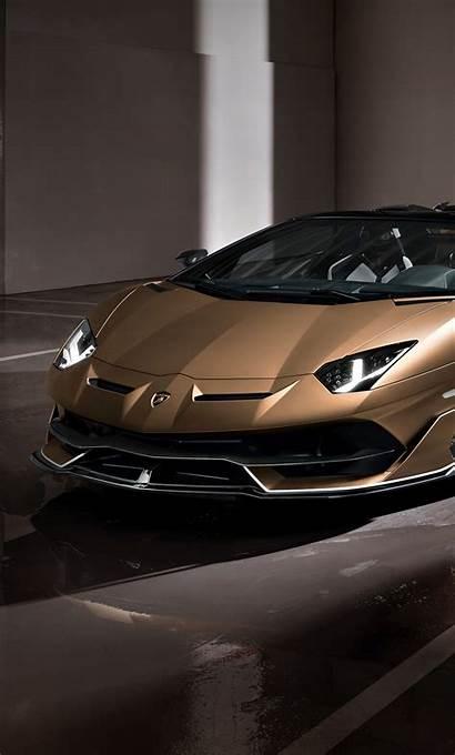 Aventador Lamborghini Svj Roadster Iphone Fresh 5k