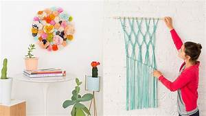 14 DIY wall art projects for people who can't paint - My CMS