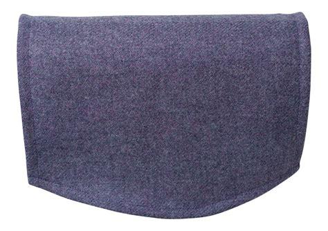 Harris Tweed Settee by Single Antimacassar Chairback New Wool Harris Tweed