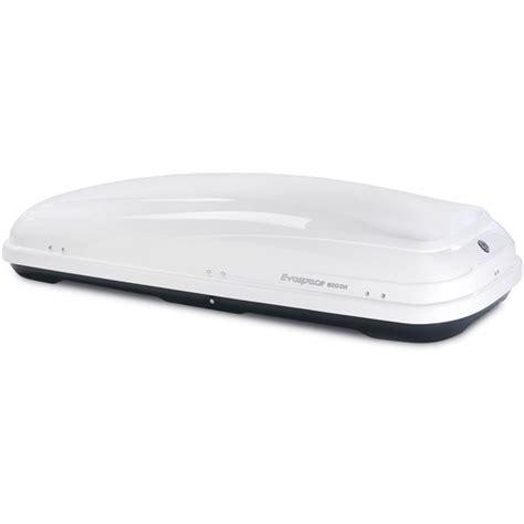 coffre de toit feu vert premium evospace 500dx blanc feu vert