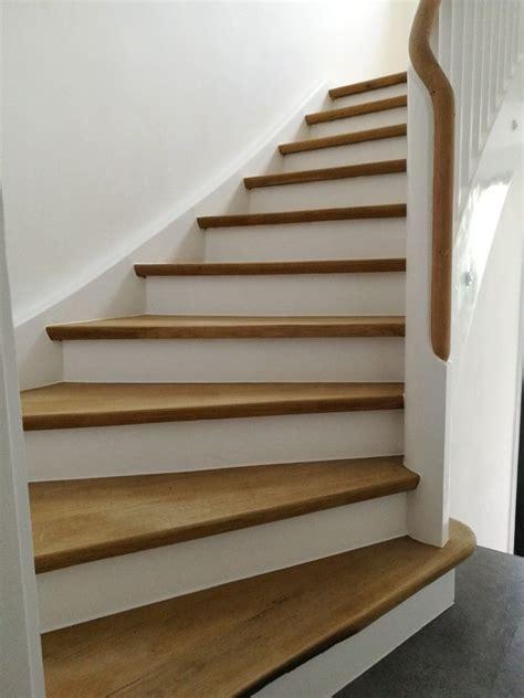 Alte Holztreppe Verschönern by Alte Holztreppe Aufgearbeitet Treppen Variationen In