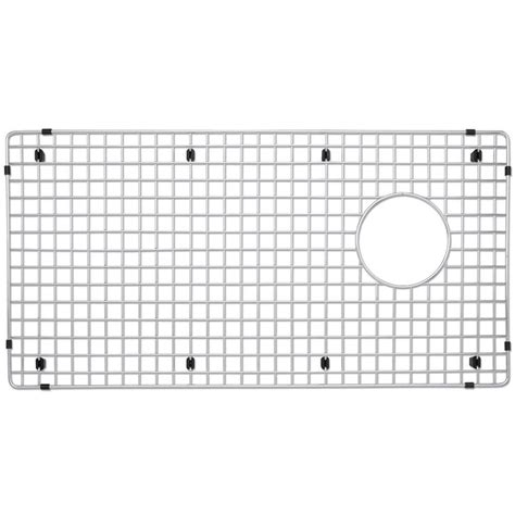 blanco stainless steel sink grid for fits diamond super