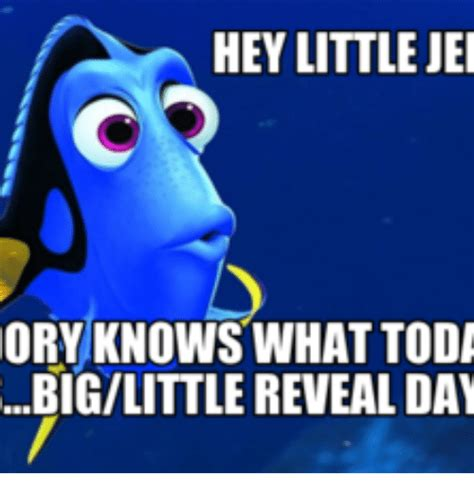 Big Little Memes - 25 best memes about dory hey little guy dory hey little guy memes
