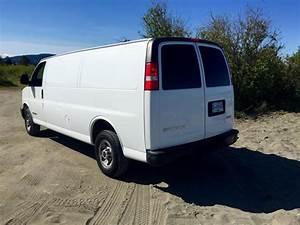 2004 Gmc Savana 2500 Cargo Van Chevrolet Express 2500 73k