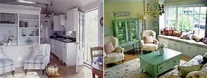 Estilo Country , Campestre o Cottage en decoración de interiores actuales