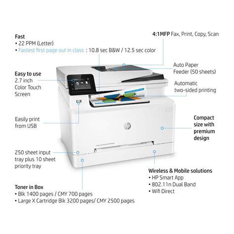 color toner printer hp color laserjet pro mfp m281fdw hp m281fdw oem