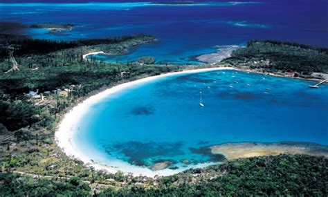 Biggest Charter Boat In The World by New Caledonia Home To The Largest Lagoon In The World