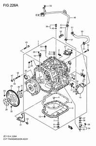 1994 Suzuki Swift Transmission Diagram