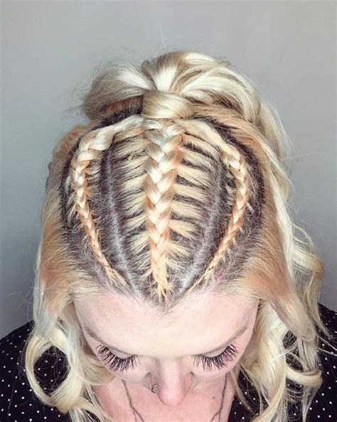 Cool Hairstyles With Braids by 6 Cool Hairstyles To Inspire Your Look For Fall Festival