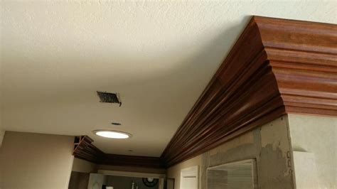 cherry crown molding esoteric woodcraft