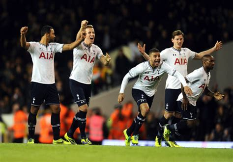 Soccer – Capital One Cup – Fourth Round – Tottenham ...