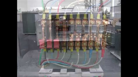 Electric Meter Wiring Youtube