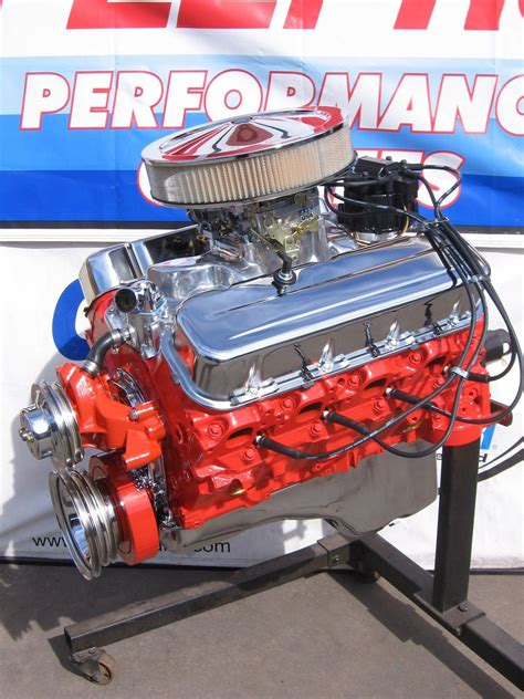 Chevrolet Crate Engines by Chevrolet 454 450 Hp High Performance Turn Key Crate