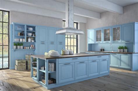 beautiful blue kitchen ideas