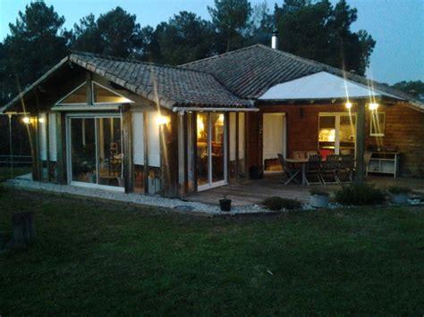 maison bois a vendre vente maison en bois 224 vendre aquitaine landes