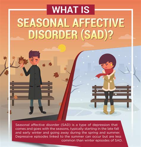 overview  seasonal affective disorder sad