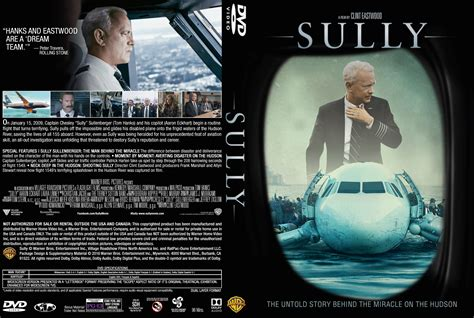 sully dvd cover cover addict  dvd bluray covers