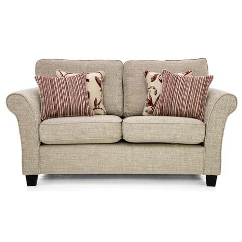 casa lucille small sofa high back 2 seat corinne beige