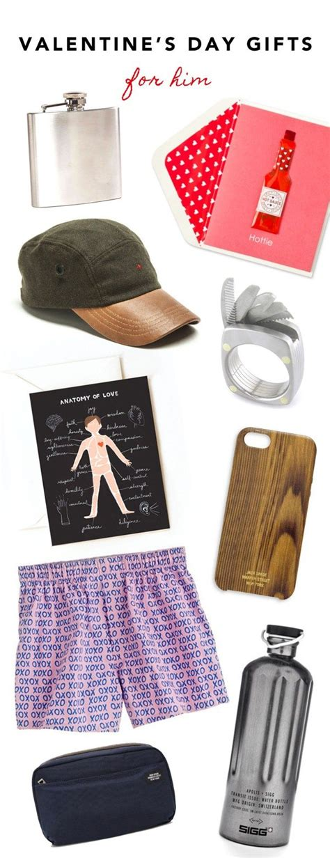 Feeling embarrassed from your last year's cheesy gift that created an awkward expression. Valentine's Day Gifts For Him | Glitter Guide