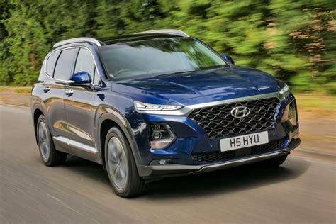 Review Hyundai Santa Fe by New Hyundai Santa Fe 2018 Review Auto Express