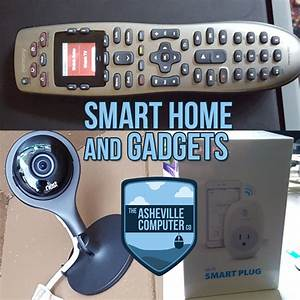 Smart Home, Devices and Gadgets installed