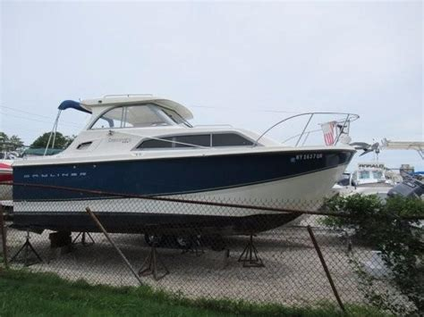 Bayliner Boats Lake George by 1984 Bayliner Ciera Sunbridge 2750 Lake George New York