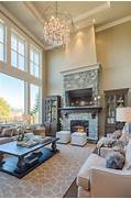 New West Classic Traditional Living Room Vancouver By Clay Decor Ideas For Craftsman Style Homes 10 Budget Friendly Tricks Interior Designers Use To Create Luxurious Robins Egg Blue Ceiling And Extra Long Draperies To Make This Large