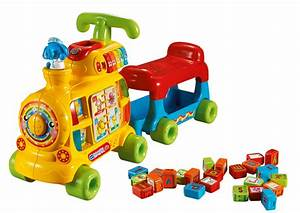 new childrens vtech learning push and ride alphabet train With letter train toy