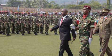 union africaine si鑒e burundi nkurunziza promet de répondre par la si l union africaine envoie ses troupes