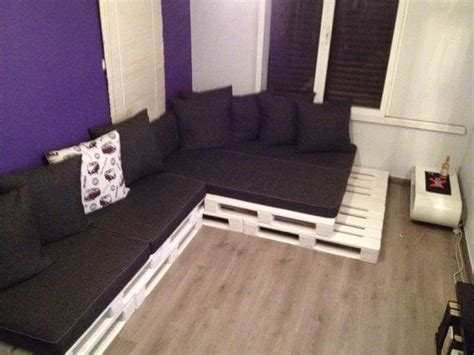 pallet living room  sofa  table  pallets
