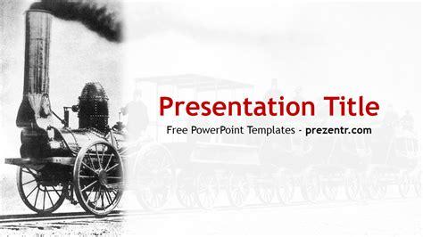 Industrial Revolution Powerpoint Template