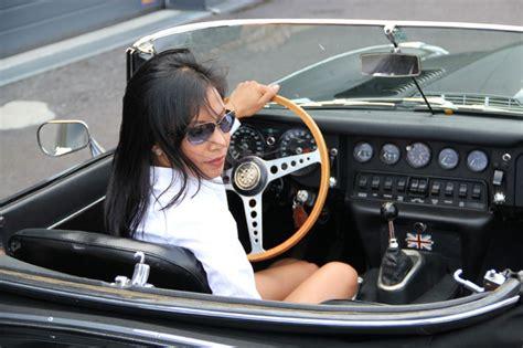 jaguar  type convertible
