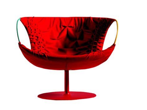 Poltrona Moderna Rossa