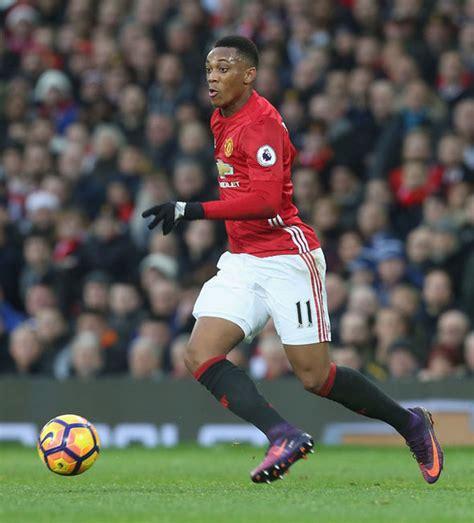 Jose Mourinho blocks Anthony Martial from leaving ...
