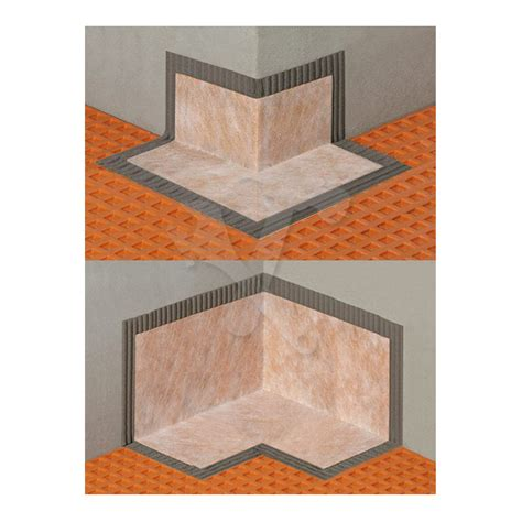kerdi corners schluter kerdi kereck waterproofing membrane prefabricated tanking corners ebay