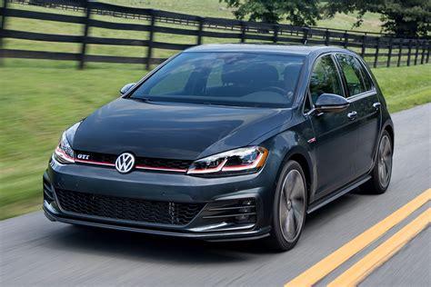 2019 Volkswagen Gti by 2019 Volkswagen Golf Gti New Car Review Autotrader