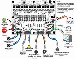 Ignition Wiring Diagram  U2013 Welcome To The Emit Technical Forum