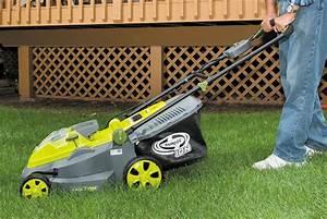 Sun Joe Ion16lm Cordless Lawn Mower Review