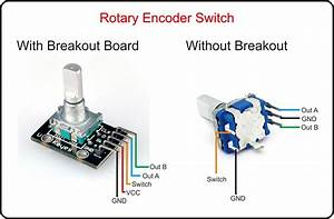 Rotary Encoder For Dummies   For Arduino  Raspberry Pi