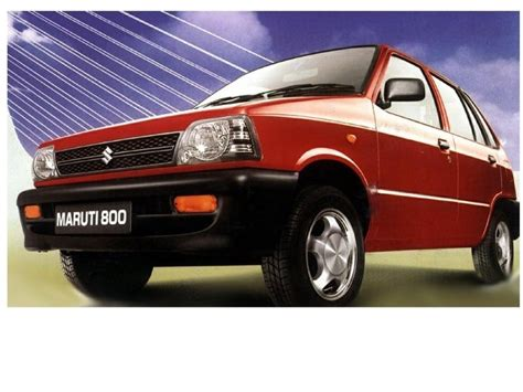 Maruti 800 Ac Bs-iii Price, Specifications, Review