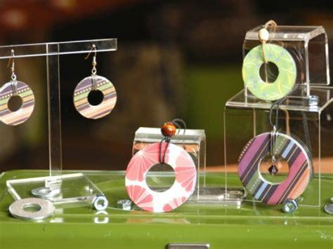 turn washers  jewelry diy