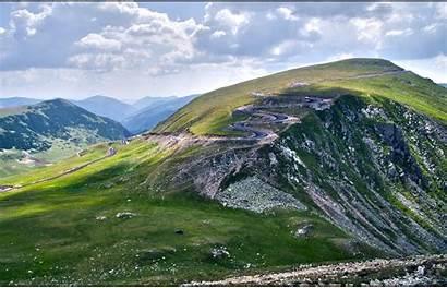Transalpina Romania Road Highest Din Ranca Trans