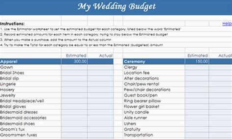 Budget Spreadsheet Google Docs in Budget Spreadsheet ...