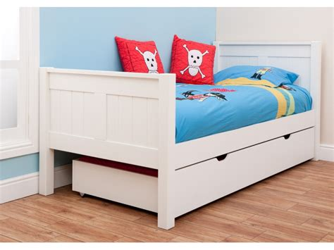 bed for single bed with trundle bed by stompa