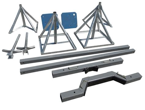 5000 Lb Boat Lift by Boat Lift Trailer Removal System 5000 Lbs Marine